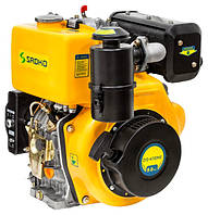 Двигатель дизельный Sadko DE-300ME (шлицы)
