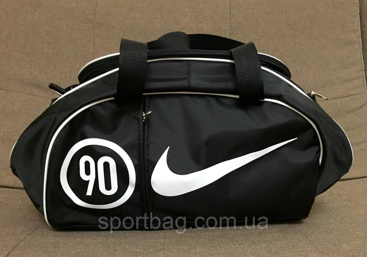 ea3fe2f4ba8ca Сумка фитнес Nike (черная + белый цвет): продажа, цена в Харькове ...