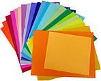 Бумага А4 и А3 цветная офисная