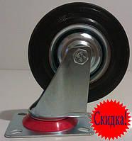Колеса-ролики вращающиеся, резина, 12,5см, Польша!, фото 1