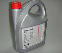 Масло моторное Nissan Motor Oil 5W-40 (5л)