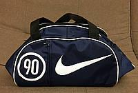 Сумка Nike (синяя + белый), фото 1
