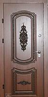"""Входные двери с лепниной """"Премиум"""" БЛ-1"""