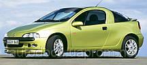 Захист картера двигуна і кпп Opel Tigra 1994-