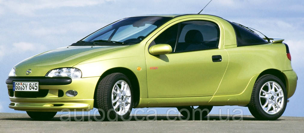 Защита картера двигателя и кпп Opel Tigra 1994-