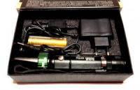Фонарь аккумуляторный металлический Police HB-313-T6 158000W zoom ЗУсеть+авто 3 реж