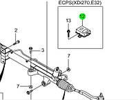 Блок управления двигателем ГУР (пр-во SsangYong) 4655008B11