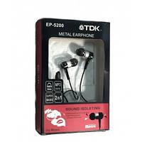 Навушники Bass TDK EP-5200 Metal
