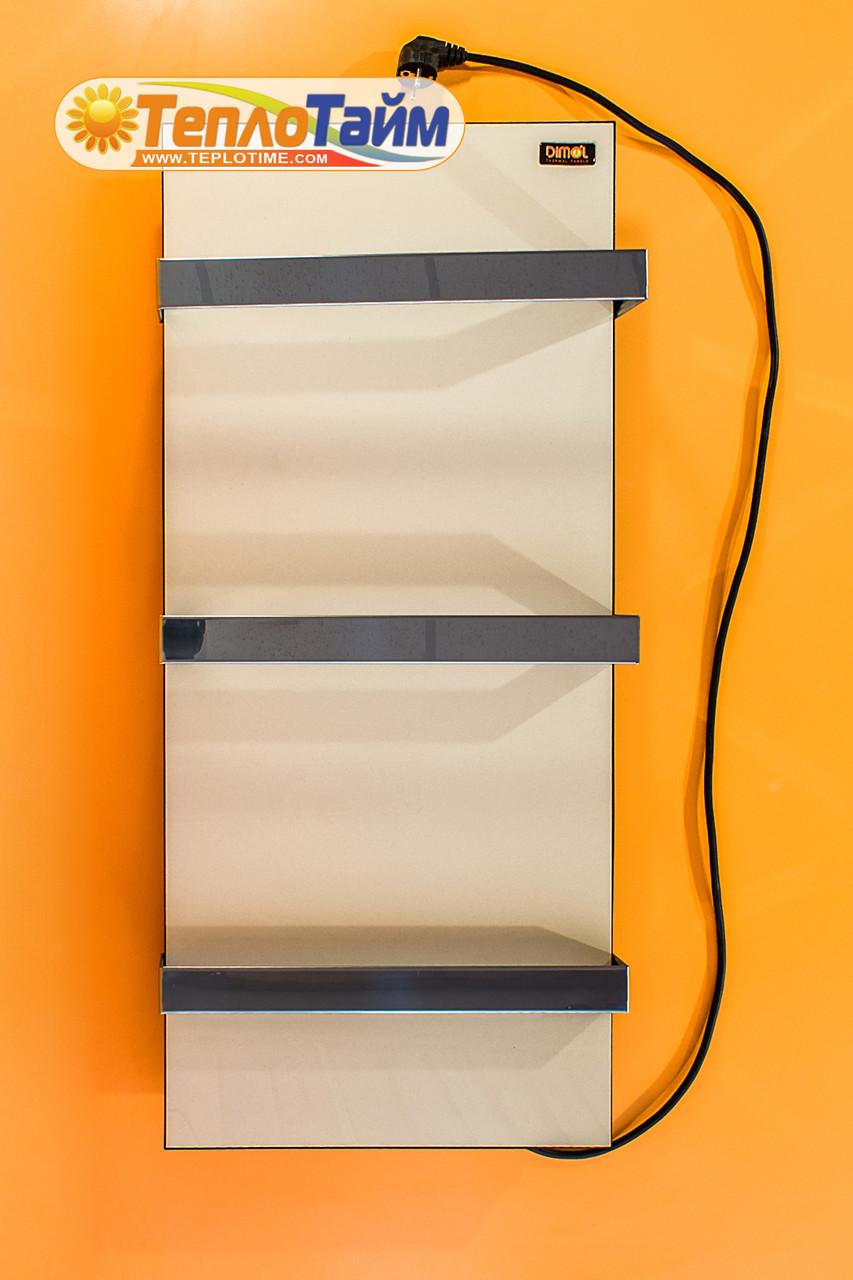 DIMOL Standart 07 (кремовий) з сушкою рушників 370Вт, (керамическая панель сушка)