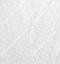 Нитки Alize Sal Sim 55 белый