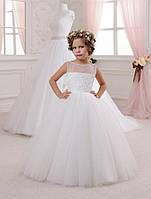 Детские нарядные платья опт