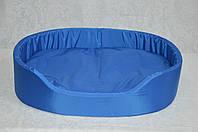 Лежак для собак и котов с мягкой подушкой Эконом