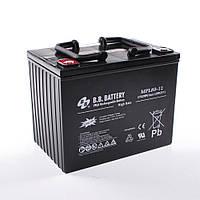 Аккумуляторная Батарея B. B. Battery Мрl 80-12(S/Н)
