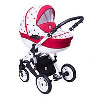 Универсальная коляска 2в1 Dada Paradiso Group GLAMOUR BIEDRONKI 2015