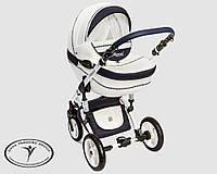 Универсальная коляска 3в1 Dada Paradiso Group GLAMOUR WHITE 2015