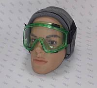 Очки маска защитные ЗН4 ЭТАЛОН, рабочие, спортивные