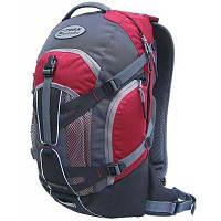 Рюкзак туристический Terra Incognita Dorado16 red / gray