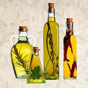Оливковое масло с наполнителями