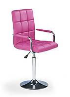 Кресло молодежное Gonzo Розовый
