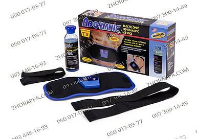 Пояс для похудения Abgymnic, Миостимулятор, пояс для похудения AB Gymnic, накачать пресс в домашних условиях,