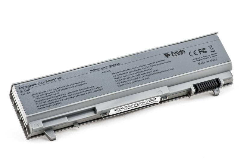 Аккумулятор PowerPlant для ноутбуков DELL Latitude E6400 (PT434, DE E6400 3SP2) 11,1V 5200mAh