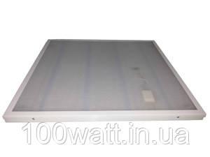 Светильник светодиодный LED SH-595-20 prismatik 36w 6400К (колотый лёд) универсальный (595*595)