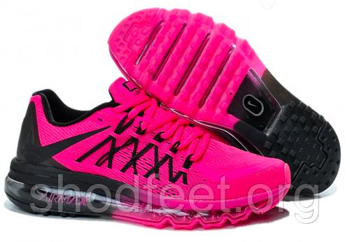 797648ba Женские кроссовки Nike Air Max 2015 Pink/Black : продажа, цена в Харькове.  кроссовки, кеды повседневные от