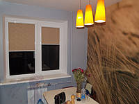 Рулонные шторы от 264 грн с фактурным рисунком