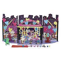 """Игровой набор Littlest Pet Shop Backstage Style """"за кулисами"""", фото 1"""