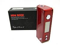 Бокс МОД Sigelei Mini Book TC,  с температурным контролем, красный