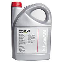 Масло моторное Nissan 5W-30, Diesel Motor Oil (5л)