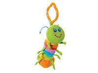 Активная игрушка-подвеска Biba Toys ЖИЗНЕРАДОСТНАЯ ГУСЕНИЧКА