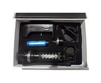 Фонарь аккумуляторный металлический POLICE BL-Q8483 XPE 35000W ЗУсеть вын кн zoom 1реж