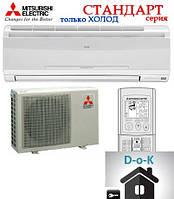 Кондиционер MITSUBISHI ELECTRIC MSC-GE20VB - MU-GA20VB Стандарт, только холод, R410a