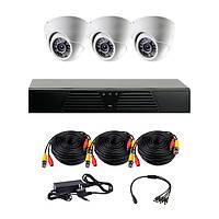 AHD комплекты видеонаблюдения CoVi Security HVK-2102 AHD KIT