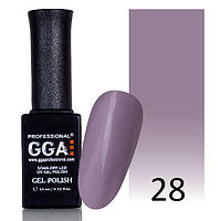 Гель-лак GGA №28 (10 мл.)