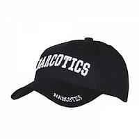 Кепка Baseball Cap Narcotics Black