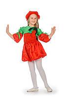 """Детский карнавальный костюм """"Вишня"""""""