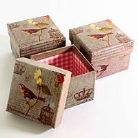 Подарочная коробка 072 (комплект 3 шт). Цена указана за одну коробку.
