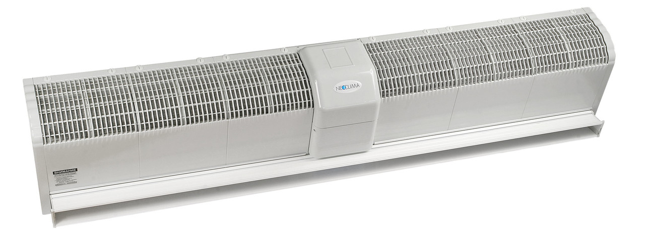 Воздушные завесы с водяным нагревом Neoclima Intellect W c вентилятором 100 мм.