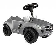 Каталка детская Big Bobby Car Mercedes Benz SLK серый
