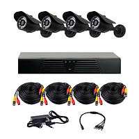 AHD комплекты видеонаблюдения CoVi Security HVK-3001 AHD KIT