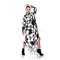 Длинное платье Miin
