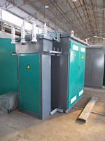 Комплектная трансформаторная подстанция КТПтв 100/10(6)/0.4 кВа (тупиковая с воздушным вводом)