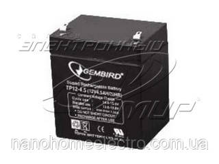 Аккумулятор 4.5 А на UPS 12V  EnerGenie