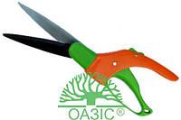 Ножницы для травы и травянистых растений  с поворотным механизмом на 360 градусов
