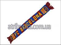 Шарф для болельщиков ФК Барселона