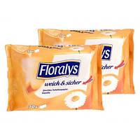 Туалетная бумага влажная Floralys Kamille, 70 шт