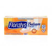 Платки карманные сухие Floralys Balsam, 1 шт