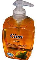 Крем мыло для рук Cien, цитрус белый чай